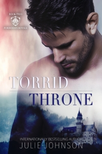 Torrid Throne (Forbidden Royals Trilogy #2)