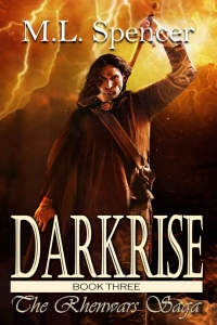 Darkrise (The Rhenwars Saga #3) by M.L. Spencer Book Review