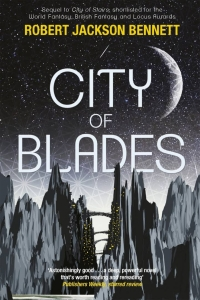 City of Blades (The Divine Cities #2)