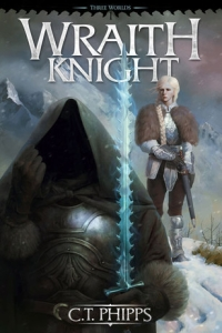Wraith Knight (Wraith Knight #1) by CT Phipps - Audiobook Review