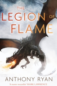 The Legion of Flame (Draconis Memoria #2)