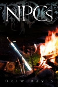 NPCs (Spells, Swords, & Stealth #1) by Drew Hayes - Book Review