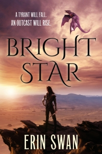 Bright Star (Sky Riders #1) by Erin Swan - Book Review
