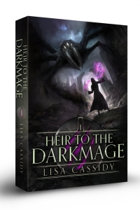 Heir to the Darkmage (Heir to the Darkmage #2) by Lisa Cassidy Book Review
