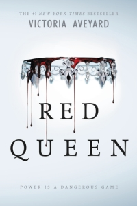 Red Queen (Red Queen #1) by Victoria Aveyard - book review