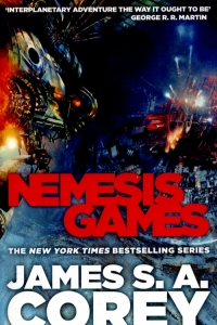Nemesis Games (The Expanse #5) by James S.A. Corey Book Review