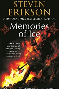 Memories of Ice (Malazan Book of the Fallen #3) - Book Review