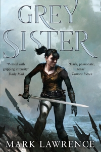 Grey Sister (Book of the Ancestor #2)
