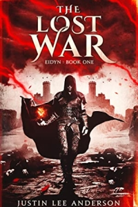 The Lost War (Eidyn #1) by Justin Lee Anderson - book review