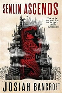 Senlin Ascends (The Books of Babel #1) by Josiah Bancroft - Book Review