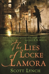 The Lies of Locke Lamora (Gentleman Bastard #1)