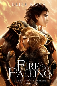 Fire Falling (Air Awakens #2)