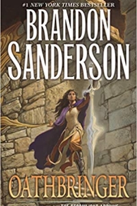 Oathbringer (The Stormlight Archive #3) by Brandon Sanderson - Audiobook review