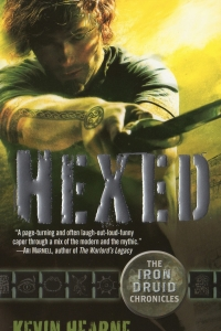 Hexed (The Iron Druid Chronicles #2)