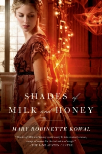 Shades of Milk and Honey (Glamourist Histories #1)