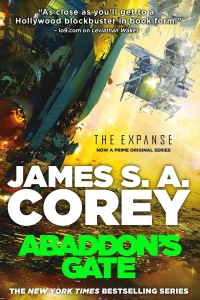 Abaddon's Gate (The Expanse #3) by James S.A. Corey Book Review