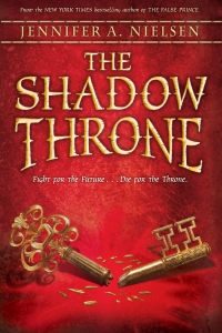 The Shadow Throne (The Ascendance Trilogy #3)