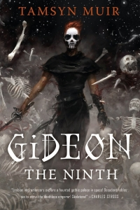 Gideon the Ninth (The Locked Tomb, #1) by Tamsyn Muir - Book Review