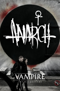 The Anarch (Vampire: The Masquerade) by Modiphus Entertainment Book Review