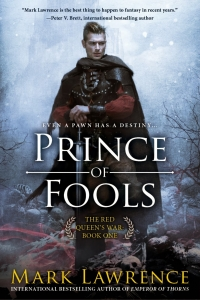 Prince of Fools (The Red Queen's War #1)