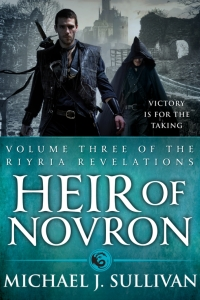 Heir of Novron (Riyria Revelations #3)