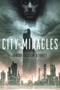 City of Miracles (Divine Cites #3)