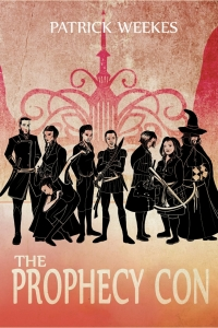 The Prophecy Con (Rogues of the Republic #2)