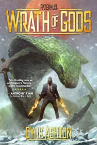 Paternus: Wrath of Gods (Paternus #2)