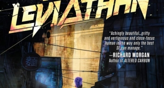 Neon Leviathan by T.R. Napper - Book Review