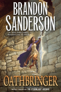 Oathbringer (The Stormlight Archive #3) by Brandon Sanderson - Book Review