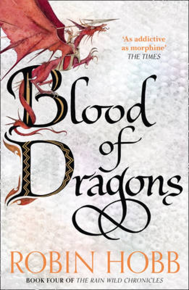 Blood of Dragons (Rainwild Chronicles #4)