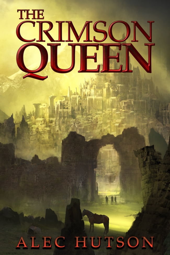 The Crimson Queen (The Raveling #1)