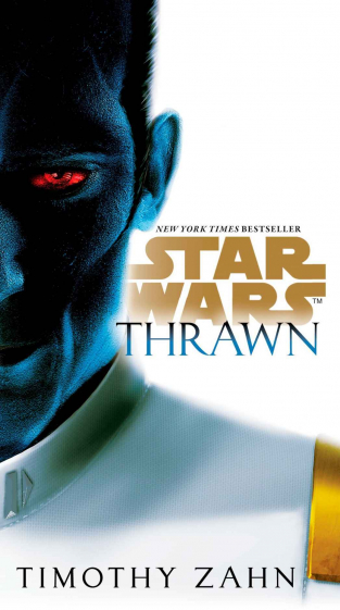 Star Wars: Thrawn by Timothy Zahn Book Review
