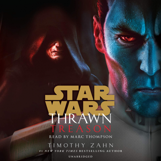 Thrawn: Treason by Timothy Zahn - Book Review