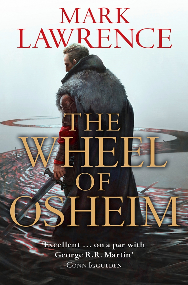 The Wheel of Osheim (The Red Queen's War #3)