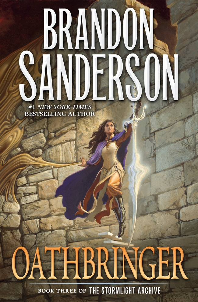 Oathbringer (The Stormlight Archive #3)