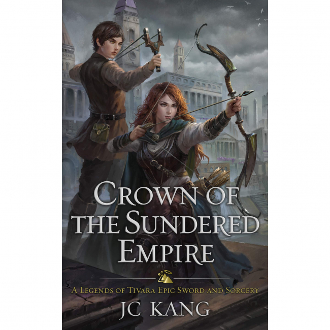 Crown of the Sundered Empire by J. C. Kang – Book Review
