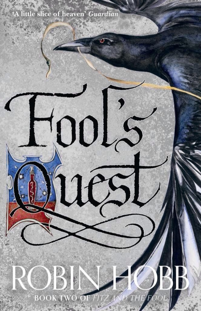 Fool's Quest (The Fitz and The Fool #2)