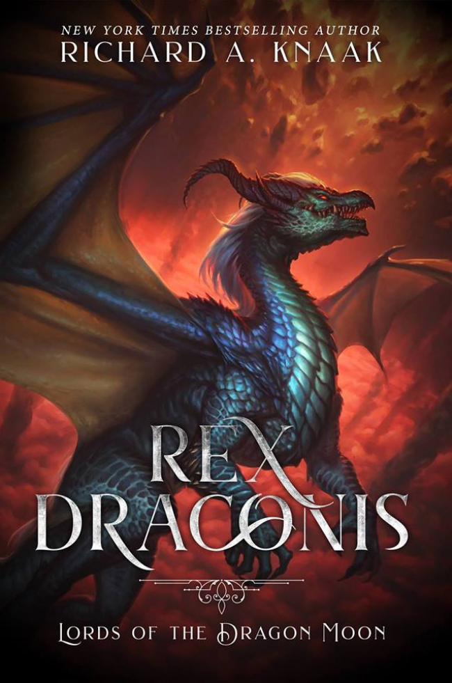 Lords of the Dragon Moon (Rex Draconis #2)