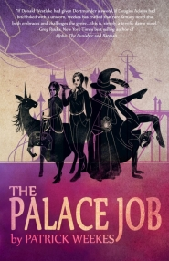The Palace Job (Rogues of the Republic #1)