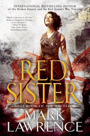 Red Sister (Book of the Ancestor #1)