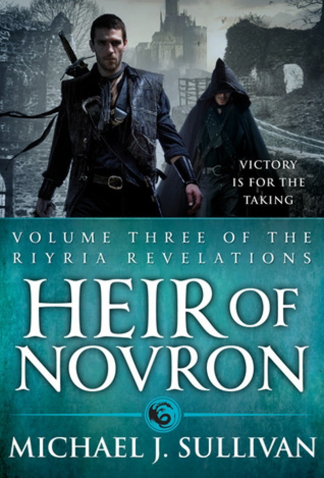 Heir of Novron (The Riyria Revelations #5-6)