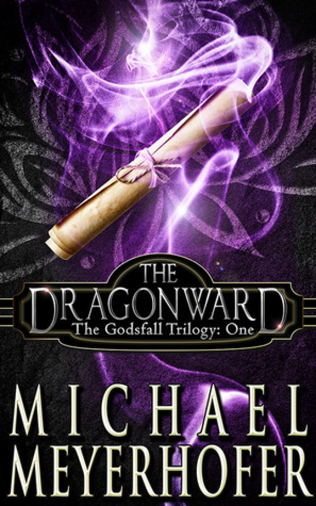 The Dragonward (The Godsfall Trilogy, #1)