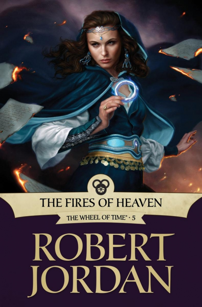 The Fires of Heaven ( The Wheel of Time # 5)