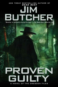 Proven Gulty (Dresden Files #8)