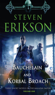 Bauchelain and Korbal Broach (The First Collected Tales) by Steven Erikson - Book Review