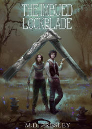 The Imbued Lockblade (Sol's Harvest #2) by MD Presley – Book Review
