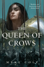 The Queen of Crows (The Sacred Throne #2)