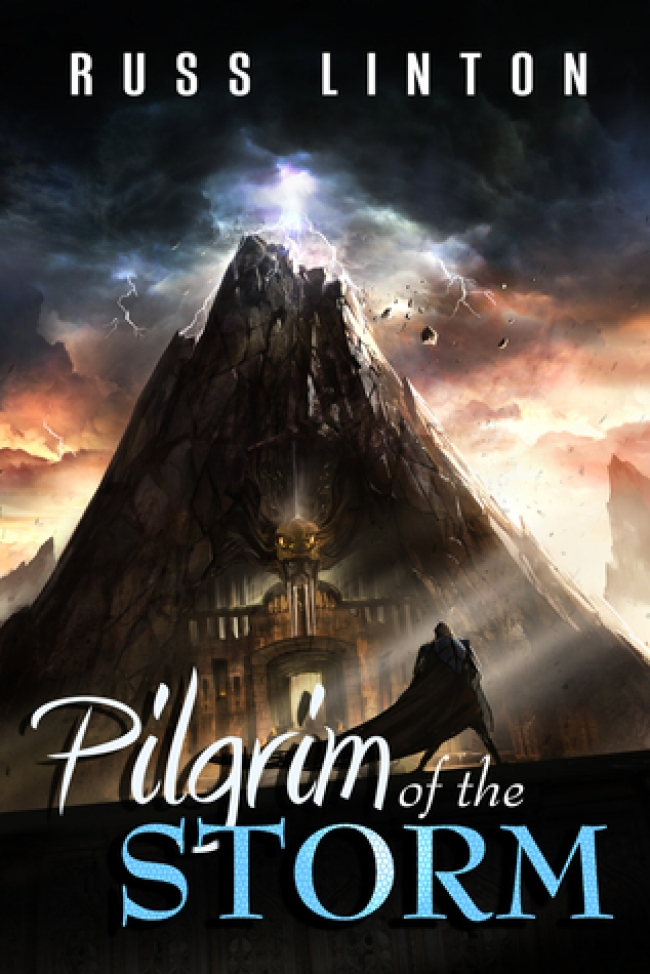 Pilgrim of the Storm (Stormblade Saga, #1)