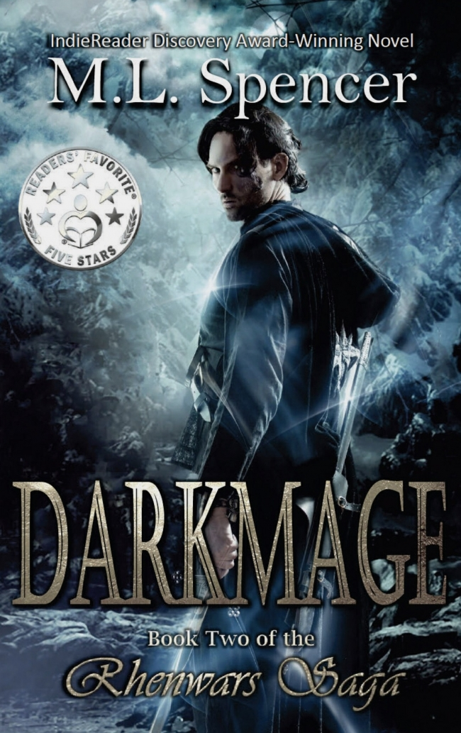Darkmage (The Rhenwars Saga #1) by M.L. Spencer Book Review